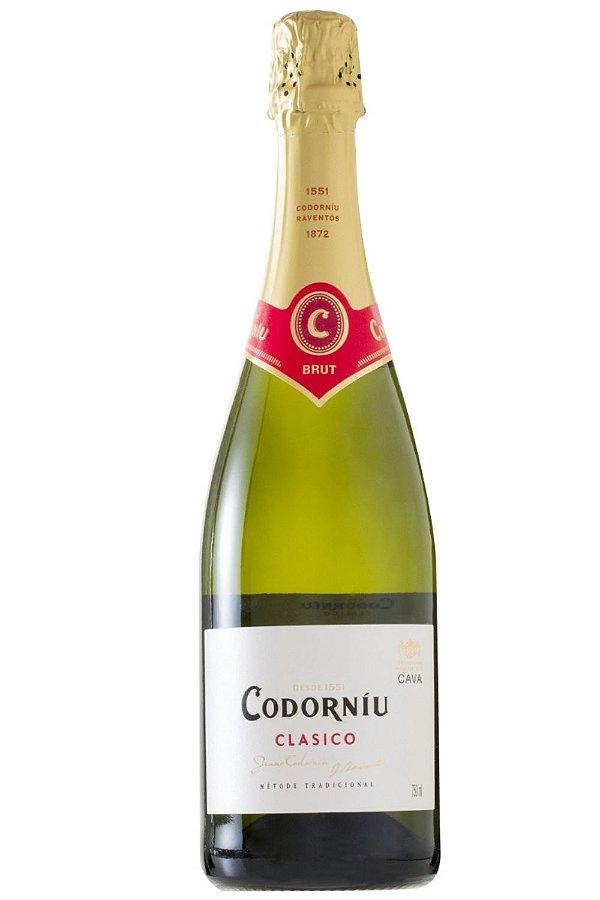 Espumante Brut Codorniu Classico 750 ml