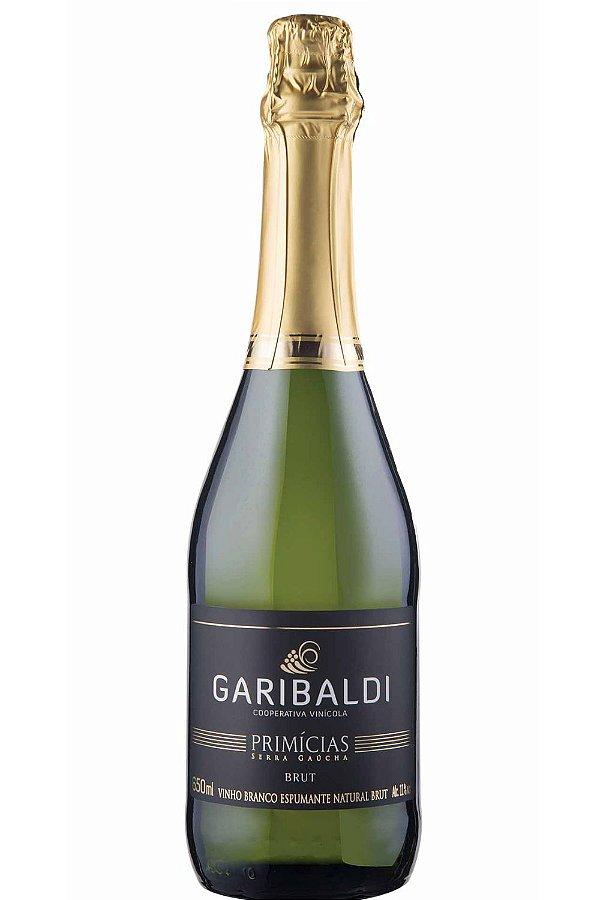 Espumante Garibaldi Primicias Brut 650 ml