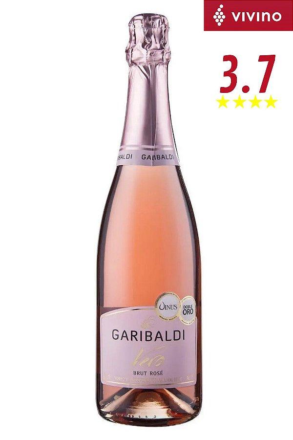 Espumante Garibaldi Vero Rose 750 ml