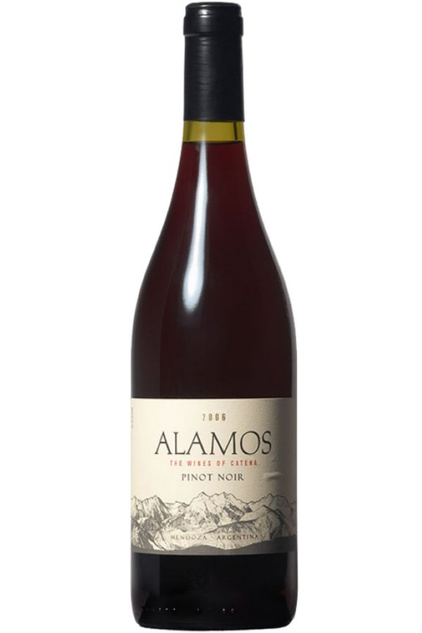 Vinho Alamos Pinot Noir