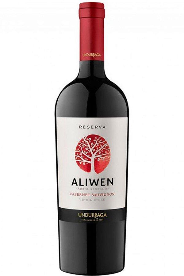 Vinho Aliwen Reserva Cabernet Sauvignon