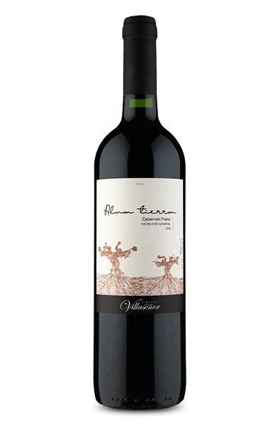 Vinho Alma Tierra Cabernet Franc
