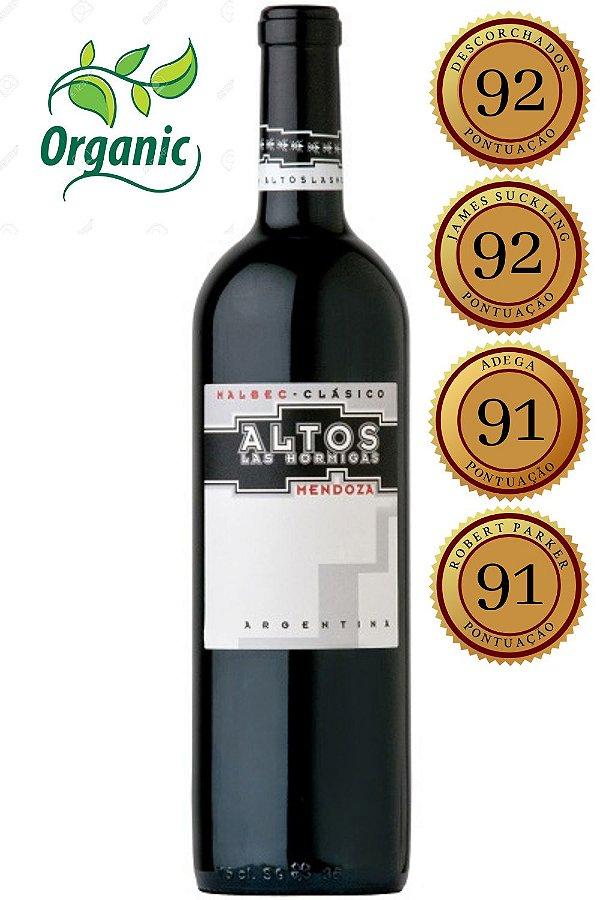 Vinho Altos Las Hormigas Clasico Malbec