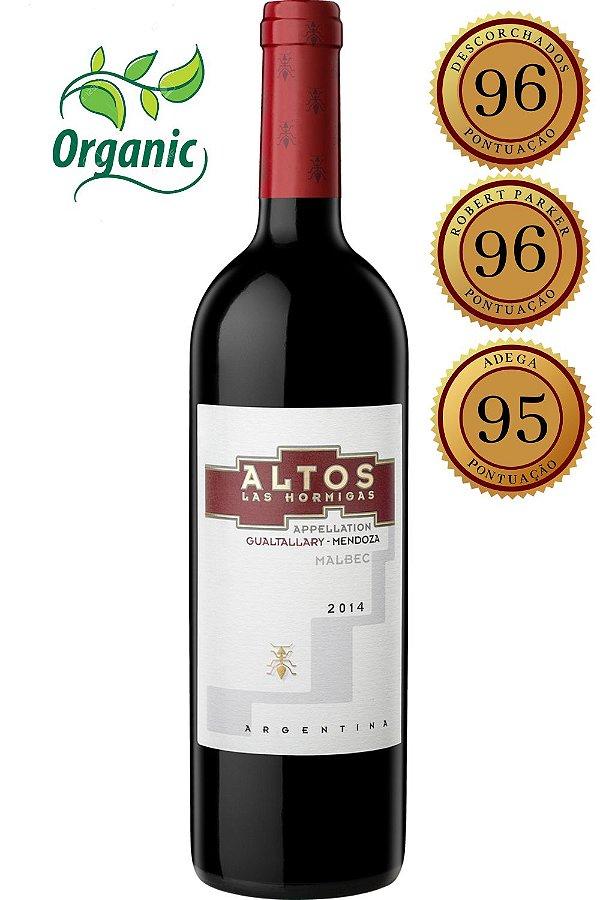 Vinho Altos Las Hormigas Gualtallary