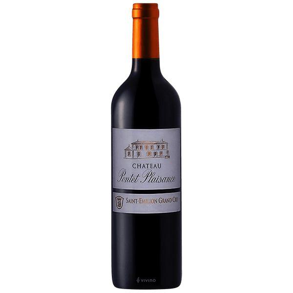 Vinho Chateau Pontet Plaisance Saint Emilion Grand 2015