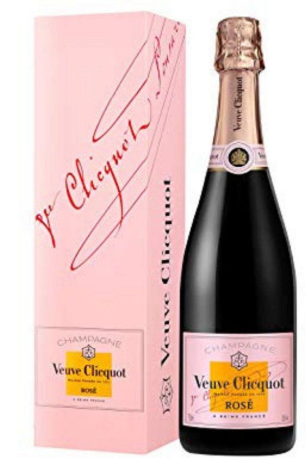 Champagne Veuve Clicquot Rosé 750 ml