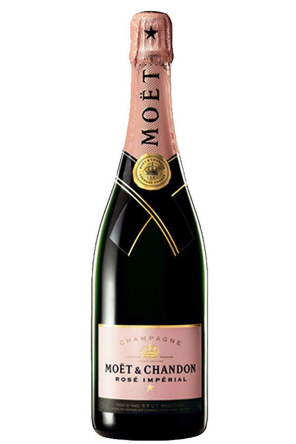 Champagne Moet Rosé Imperial