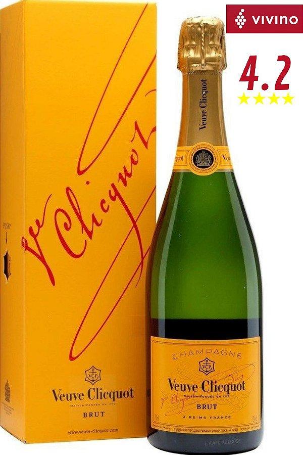Champagne Veuve Clicquot Brut