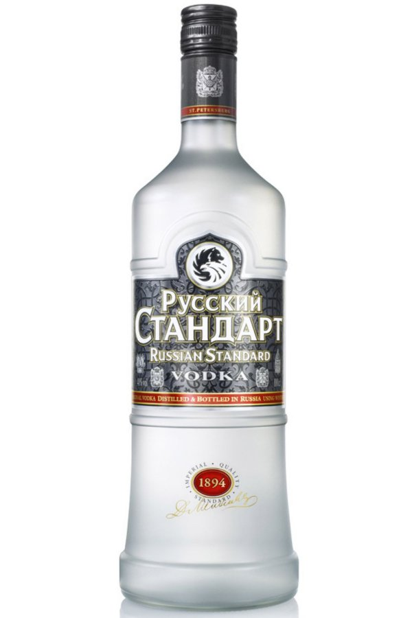 Vodka Russian Standard 1L
