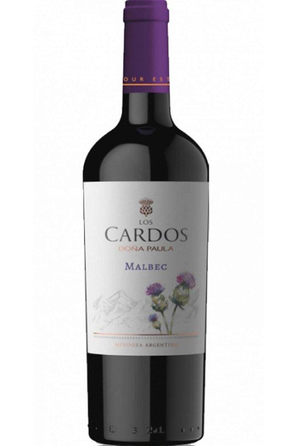 Vinho Los Cardos Malbec 2018