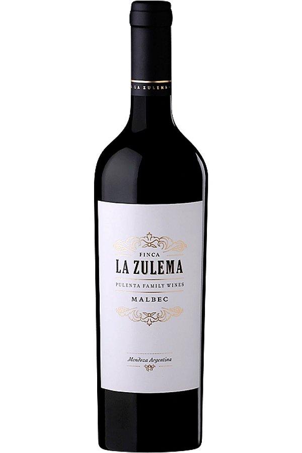 Vinho Pulenta Finca La Zulema Malbec 2019