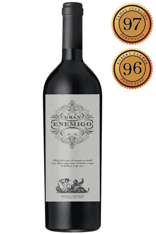 Vinho Gran Enemigo 2014