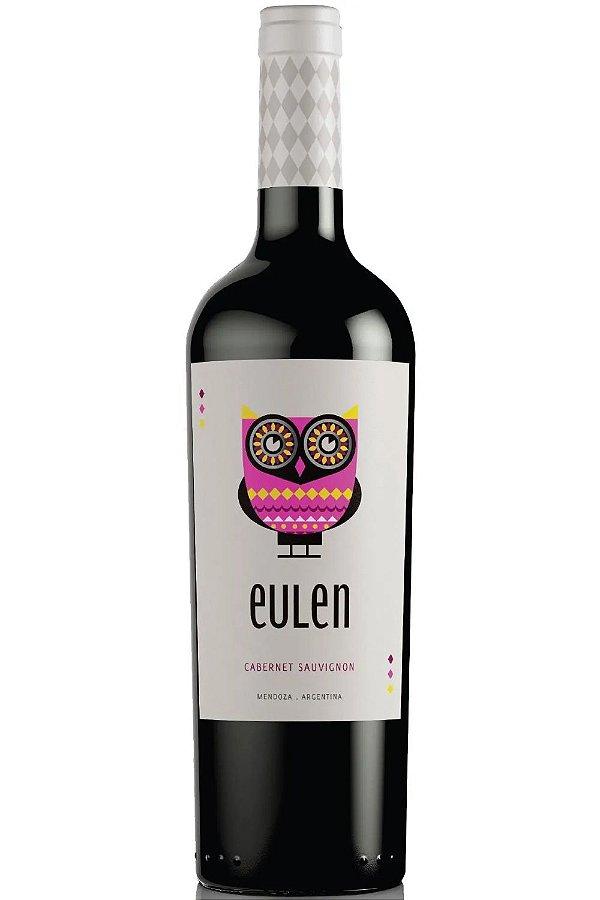 Vinho Eulen Identidad Cabernet Sauvignon 2018