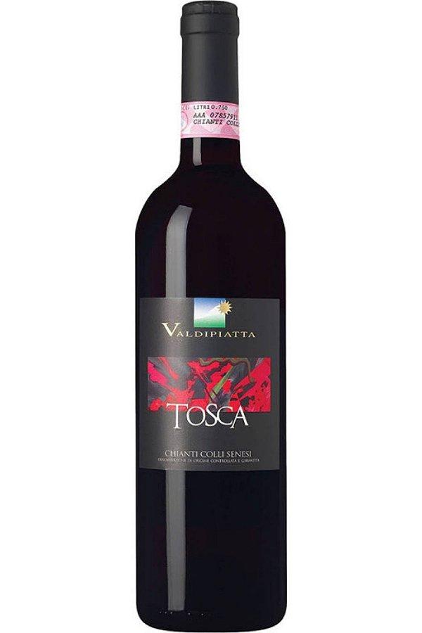 Vinho Tosca Valdipiatta Chianti 2016