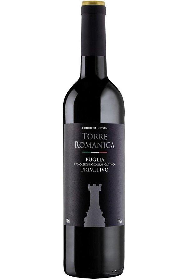 Vinho Torre Romanica Primitivo Puglia 2020