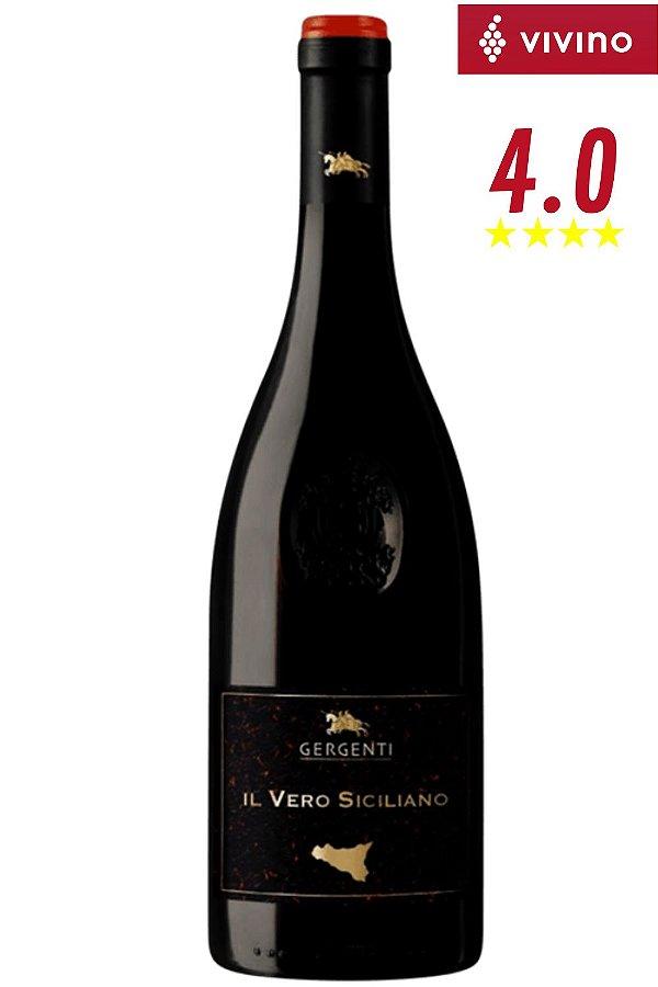 Vinho Gergentil Vero Siciliano 2017