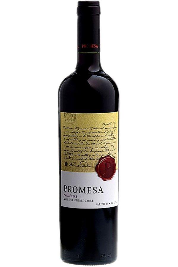 Vinho Promesa Carmenere 2019