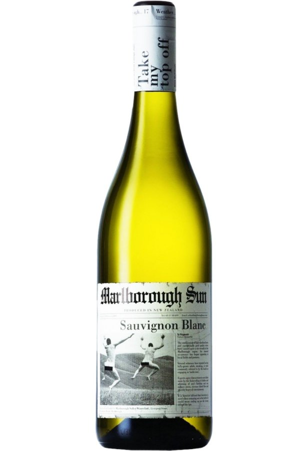 Vinho Saint Clair Marlborough Sun Sauvignon Blanc 2018