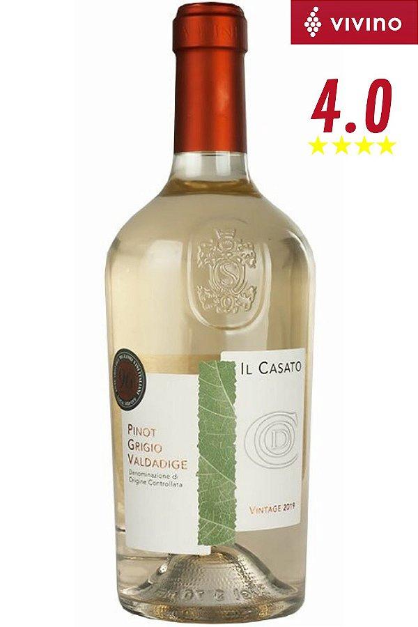 Vinho IL Casato Pinot Grigio Valdadige 2019