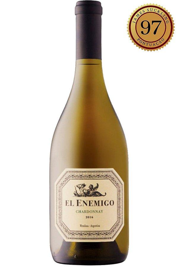 Vinho El Enemigo Chardonnay 2018