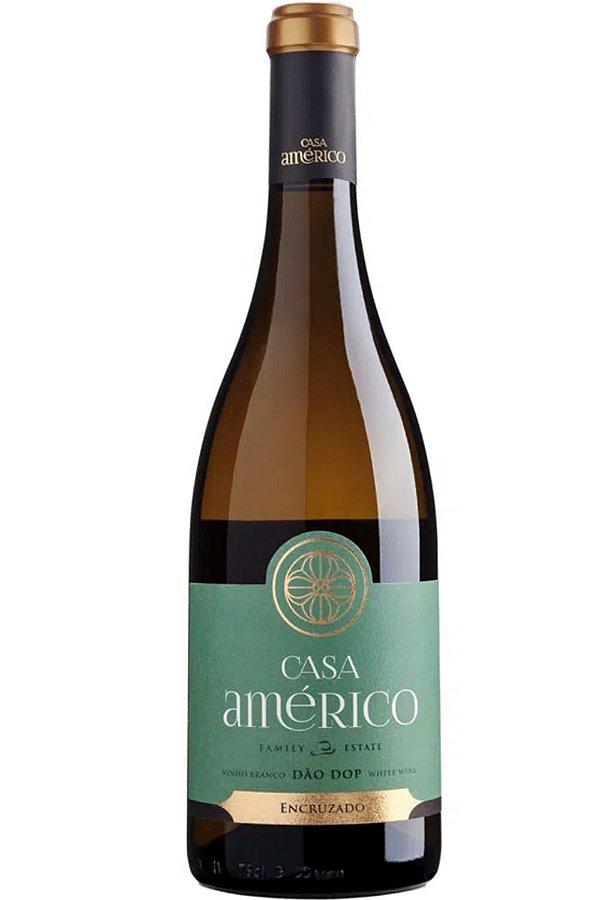 Vinho Casa Americo Encruzado Branco 2016