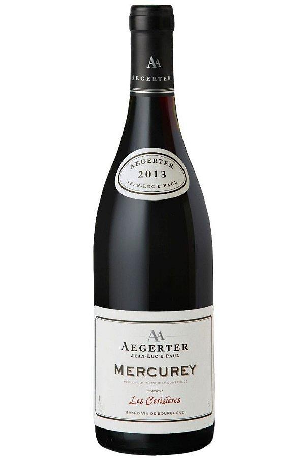 Vinho Mercurey Les Cerisieres Pinot Noir 2013