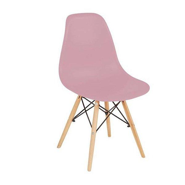 Cadeira Eames Cor Rosa BB