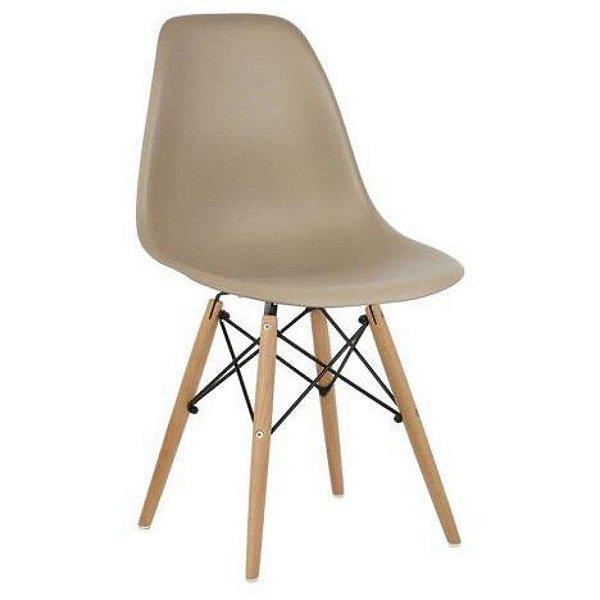 Cadeira Eames Cor Nude
