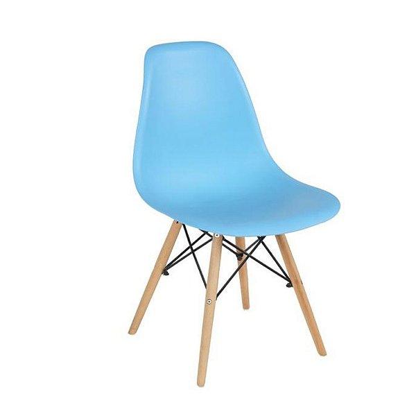 Cadeira Eames Cor Azul