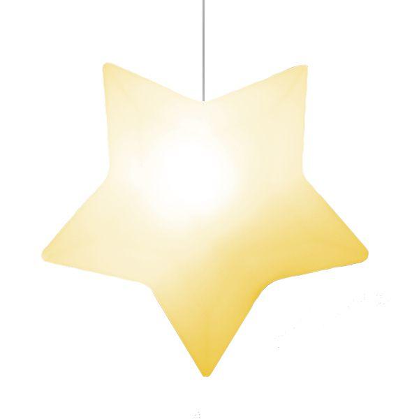 Luminária Pendente Estrela