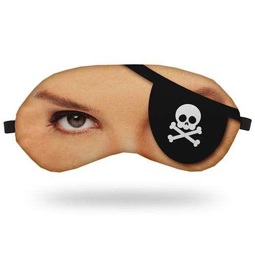 Máscara de Dormir Pirata