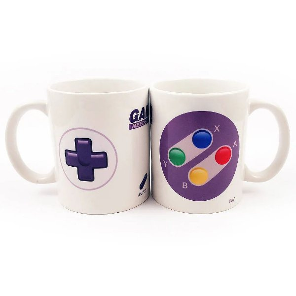 Caneca Personalizada Super Nintendo