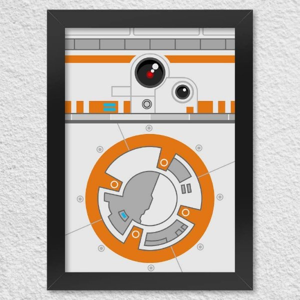 Poster Star Wars Bb8