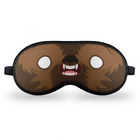 Máscara de Dormir Chewbacca
