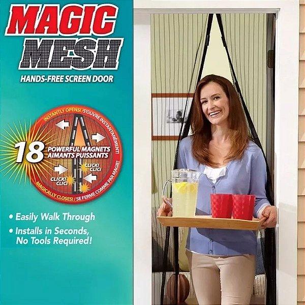 Tela Mosqueteira Magic Mesh
