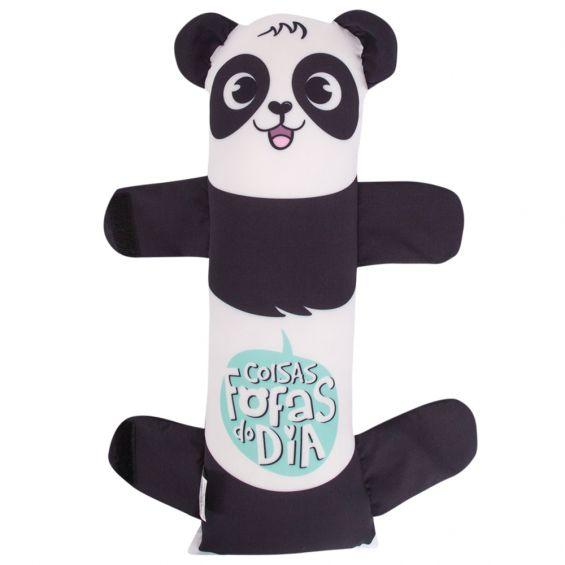 Almofada cinto de carro Panda