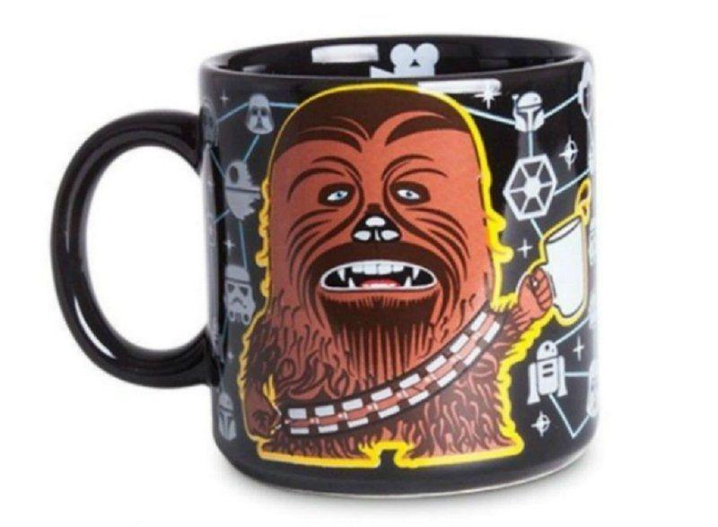 Caneca Chewbacca Star Wars