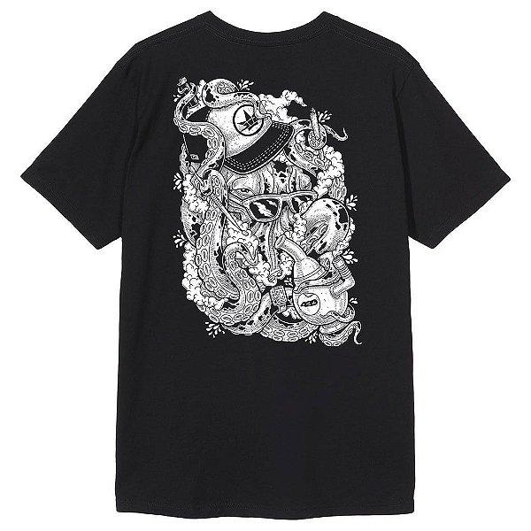 Camiseta High Octopus