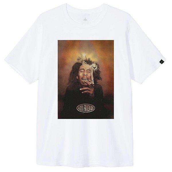 Camiseta Smoke Like Marley
