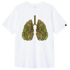 Camiseta Nug Lungs