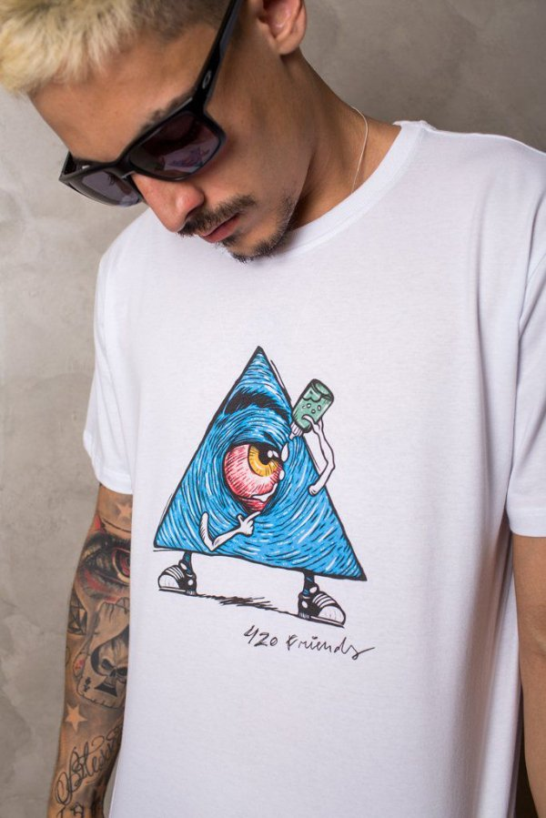 Camiseta Eye Drop