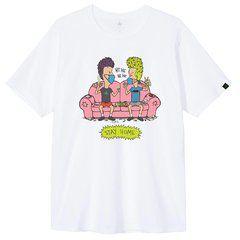 Camiseta KusHeads at Home
