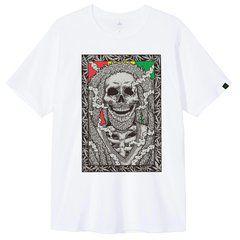 Camiseta Rasta Skull