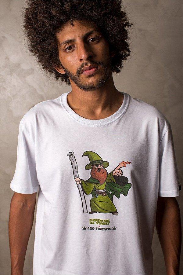 Camiseta Derrame Da Street