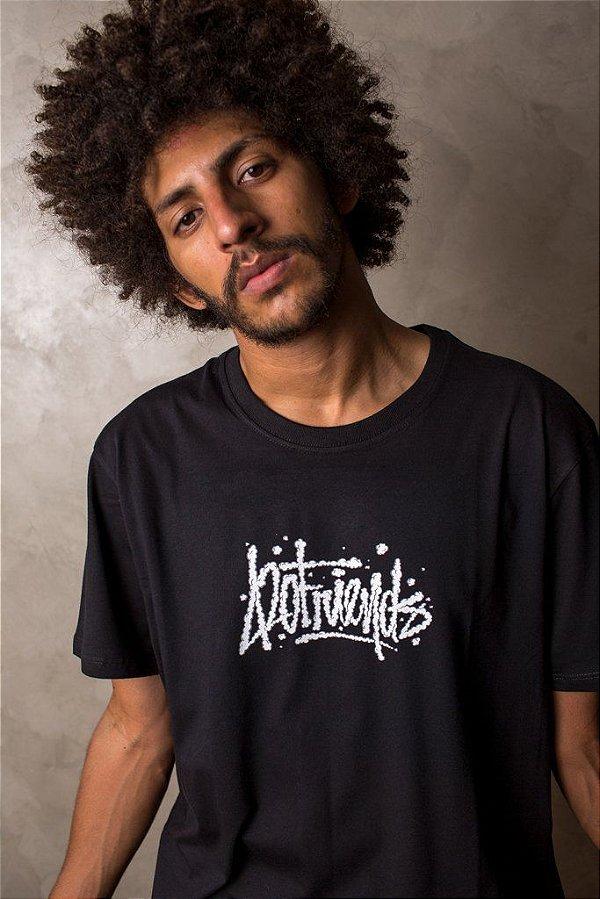 Camiseta Smoke Type