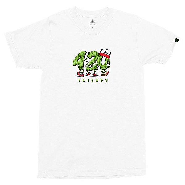 Camiseta Puff Friends