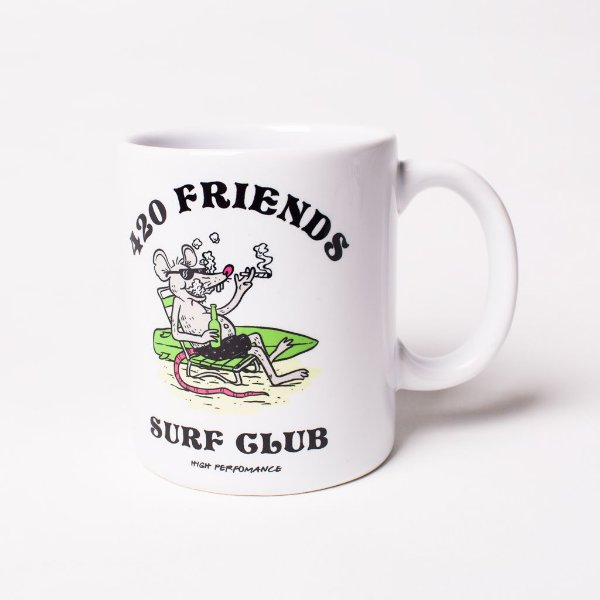 Caneca Surf Weed
