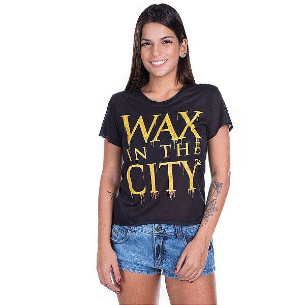 Camiseta Feminina Wax in the City