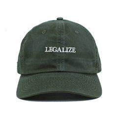 Boné Legalize