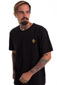 Camiseta Vase Embroidery